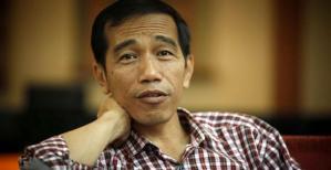 Gubernur Jakarta Joko Widodo